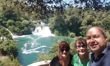 Private day trip National Park Krka