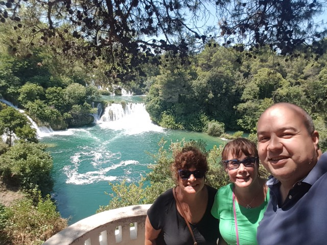 Private day trip National Park Krka