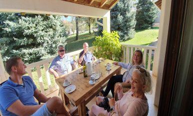 Authentic Family Farm To Table Farm Stay From Split Dubrovnik and Sarajevo
