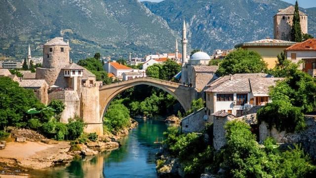 Day Trip Dubrovnik Mostar Split