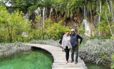 N. P. Plitvice private day trip